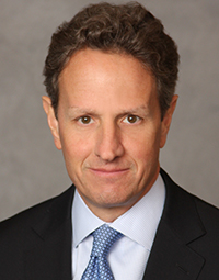 Mr Timothy F. Geithner